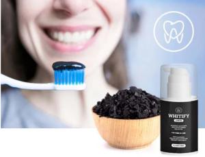 Whitify Carbon, in farmacia, Italia, originale