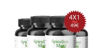 Spirulina Maxi, forum, opinioni, funziona, prezzo, recensioni, Italia