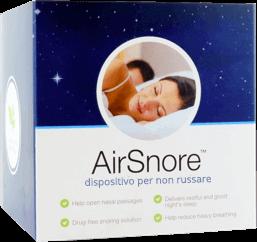 AirSnore, recensioni, opinioni, prezzo, funziona, forum, Italia