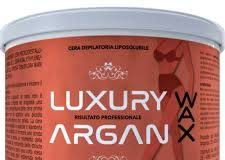 Luxury Argan Wax, Italia, prezzo, opinioni, funziona, recensioni, forum
