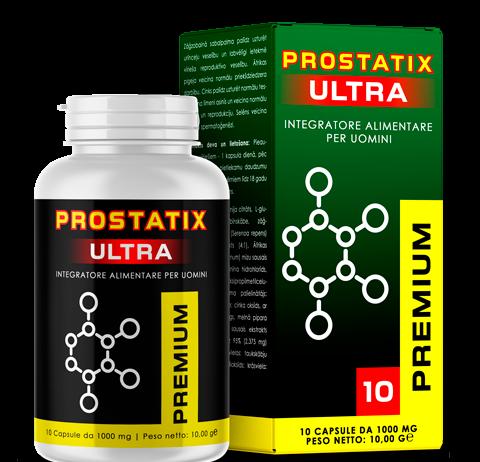 Prostatrix Ultra, recensioni, opinioni, prezzo, funziona, forum, Italia