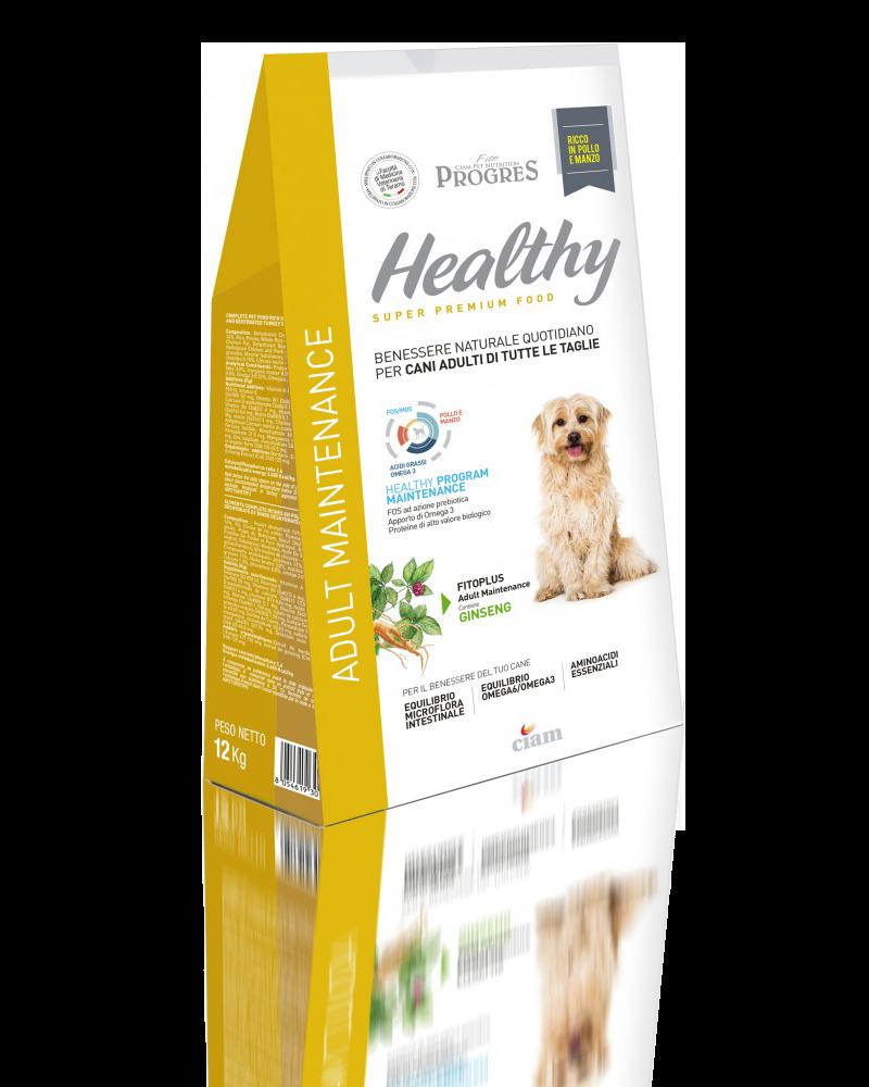 Healthy Progres, opinioni, recensioni, forum, commenti