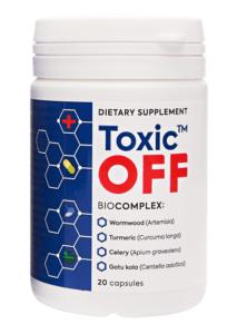 Toxic Off, funziona, prezzo, opinioni, forum, Italia, recensioni