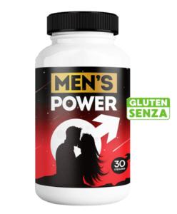 Men's Power, recensioni, funziona, opinioni, prezzo, forum, Italia