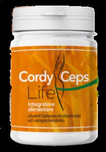CordyCeps Life, recensioni, opinioni, prezzo, funziona, forum, Italia