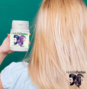 Hair Detox, composizione, come si usa, ingredienti, funziona